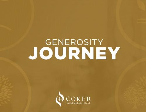 Generosity Journey