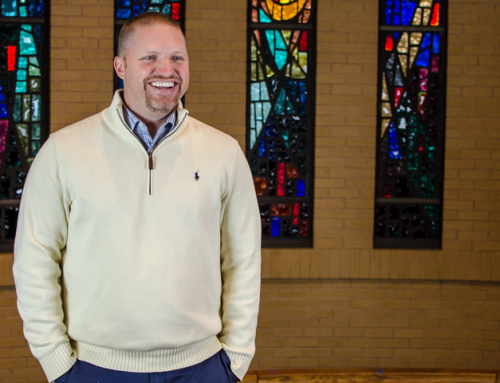 A Message from Pastor Adam- Come Holy Spirit, Come!