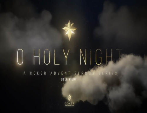 "Online Advent Bible Study 2020- ""O Holy Night"""