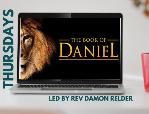 Thursdays- The Book of Daniel