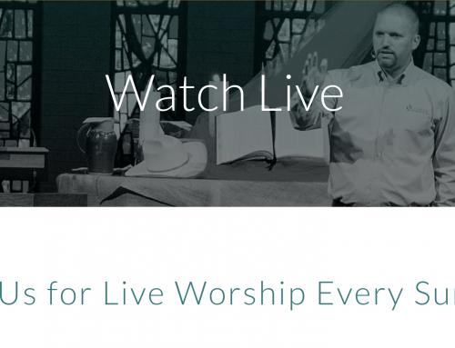 Livestream Worship